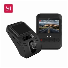 YI 1080P FHD Night Vision LCD Screen Mini Dash Camera Car Camera