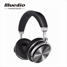 Bluedio T4 Active Noise Cancelling Wireless Bluetooth Headphone with M