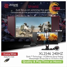 BenQ 24.5' XL2546 ZOWIE 240Hz DyAc e-Sports Gaming LED Monitor