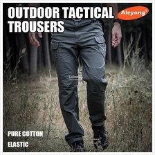 Spring and summer outdoor sports Slim trousers hiking tactical militar