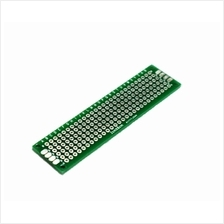 Project Board 2x8cm Double Sided PCB