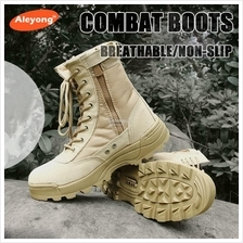 Summer ultralight combat boots male special forces breathable high hel