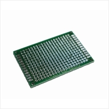 Project Board 4x6cm Double Sided PCB