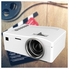 Simplified Micro Projector HD LED Projector Home Entertainment Audio
