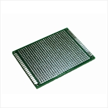Project Board 6x8cm Double Sided PCB FR4