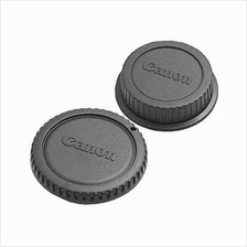 Canon Body and Rear Lens Cap for Canon EOS DSLR SLR