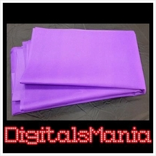 3 x 6 m Non Woven Studio Backdrop + Gifts - Purple Color