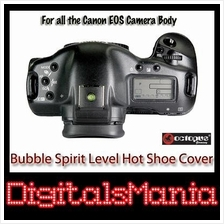 2 in 1 Octopus Bubble Spirit Level Hot Shoe Cover - Canon G1X G12 G15
