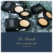 B MIRACLE SECRET CC POWDER CAKE