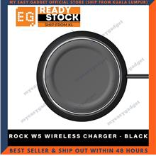 ROCK W5 WIRELESS CHARGER - BLACK