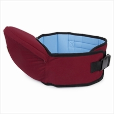 ERGONOMIC BABIES CARRIER NEWBORN KID POUCH INFANT WITH SLING (WINE RED