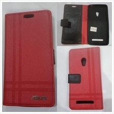 asus zenfone 5 flip cover red