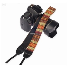 Vintage Camera Cotton Shoulder Strap Neck Strap Belt 209