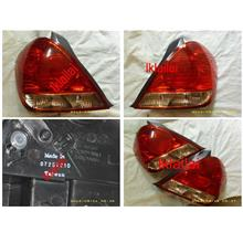 Nissan Sentra N16 '03-'05 Crystal Tail Lamp [Red]