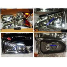 EAGLE EYES LEXUS IS250/IS350 '06-08 CLEAR LED Tail Lamp