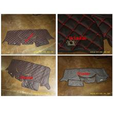 Perodua ALZA DAD Dashboard Cover  [Without Diamond]
