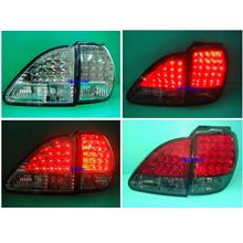 Toyota Harrier Lexuz-RX300 Crystal Full LED Tail Lamp [Limited Edition