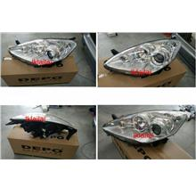 Perodua Alza Head Lamp All Chrome [price per side]