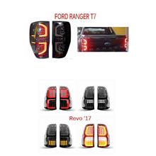 Toyota Revo '17 / Ford Ranger T7 LED Light Bar Tail Lamp