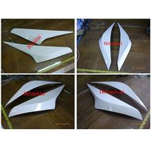 Myvi Icon '15 Head Lamp Eye Lip Lid Cover Car Body Colour