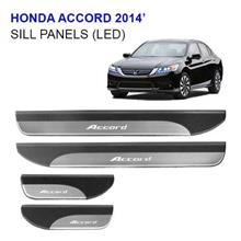 Honda ACCORD '14-16 Door Sill Plate LED