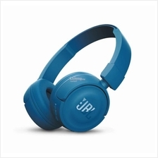 JBL Headset Bluetooth T450BT ON EAR BLUE *ORiGiNAL*