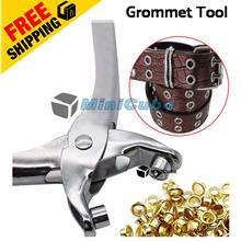 Grommet Pliers Eyelets Set For DIY Shoes Clothes Canvas Manual Tools