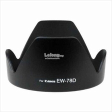 EW-78D Mount flower Lens Hood For Canon DSLR Camera