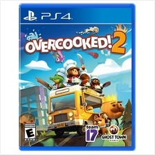 PS4 OVERCOOKED 2 R2[PRE ORDER 07/08/2018]