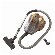 Khind Vacuum Cleaner VC8210 (1600W) Bagless 200W Suction Power