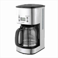 Khind Coffee Maker CM100SS (12 cups) Removable Filter Holder