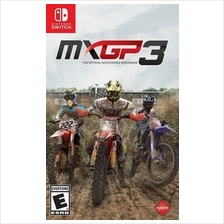 NINTENDO SWITCH MX GP3 THE OFFICIAL MOTOCROSS VIDEOGAME
