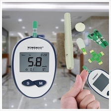 Fast Accurate Blood Glucose Monitor Health Blood Test With Glucose