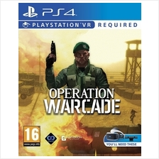 PS4 OPERATION WARCADE FOR PSVR R2