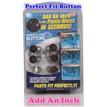 Add An Inch  To Any Pants Waist Perfect Fit Button Extend Expand