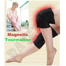 1 Pair Magnetic Tourmaline Knee Support Healing Therapy Pad