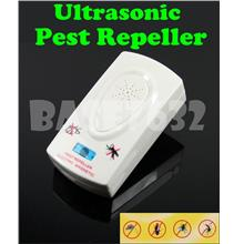 Ultrasonic Pest Insect Mosquito Cockroach Control Repeller Repellent