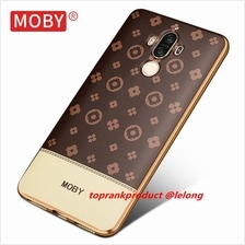 MOBY Huawei Mate 9 / Pro Leather TPU Back Case Cover Casing +Gift