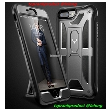 YOUMAKER iPhone 7 8 / Plus Stand Back Tough Armor Case Cover Casing