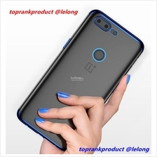 OnePlus One Plus 5T 1+5T Soft TPU Back Armor Case Cover Casing