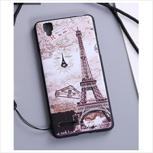Ready Stock @ OPPO F1 A35 Cartoon TPU Back Case Cover Casing