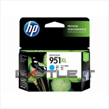 HP Ink Cartridge 951XL (1PCN046AA) CYAN -BUY ORIGINAL
