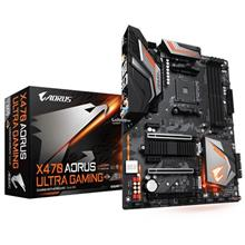 GIGABYTE Motherboard AMD AM4 X470 AORUS ULTRA GAMING