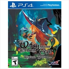 Ps4 The Witch And The Hundred Knight Revival Edition R1/ALL