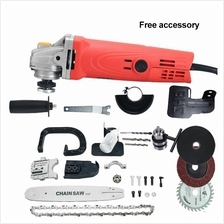 11.5 Electric Chain Saw Stand Kits Chain Cable Power Tool DIY (12)