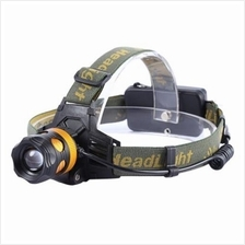 K22 3.7V 5W 300LM 4 MODES XPE LED HEADLIGHT CAMPING LAMP (WHITE AND YE