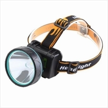 5W CREE XPG LED RECHARGEABLE HEADLAMP FOR OUTDOOR (YELLOW)