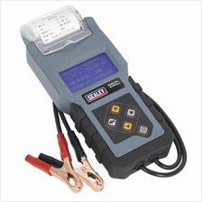 Sealey Digital Battery & Alternator Tester with Printer 12V