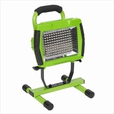 Sealey Rechargeable Portable Floodlight 108 LED Lithium-ion - Green