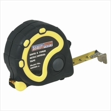 Sealey Rubber Measuring Tape 5mtr(16ft) x 19mm Metric/Imperial